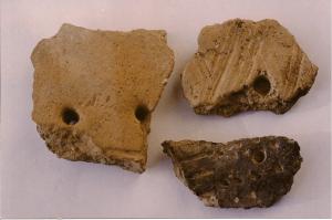 Gropkeramik från Kylösa