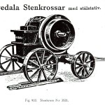 46. Stenkross Svedala 1925