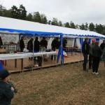 Sevalla bygdegårdsförening förbereder inför ruschen av besökare