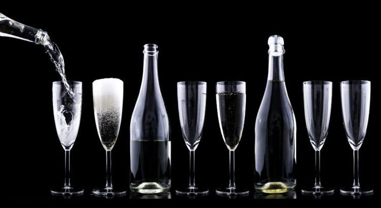 Champagneprovning i Sevalla Bygdegård